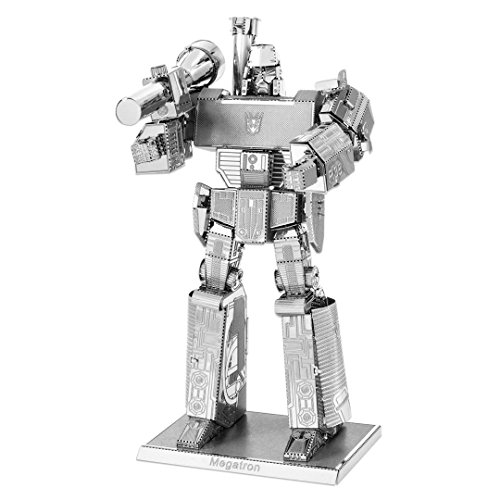 Fascinations-Metal-Earth-Transformers-Megatron-3D-Metal-Model-Kit