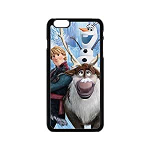 Charming Frozen girl Cell Phone Case for Iphone 6
