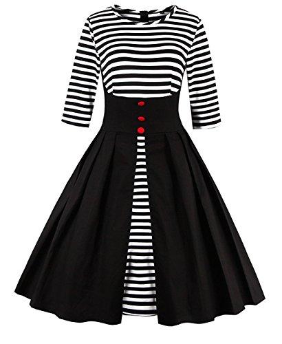 Buy bell shaped dress pattern - 3