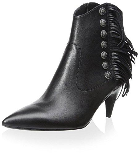 Belle Par Sigerson Morrison Womens Navina Boot Noir