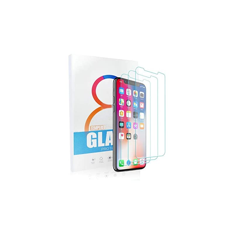 Screen Protector for iPhone Xs Max (6.5
