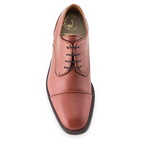 2 75 cm Height shoes inches men Increasing Brown Be for Birmingham 7 taller Model 0S08qwHz