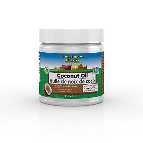 Carrington Farms Organic Extra Virgin Coconut Oil, 397g