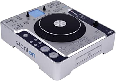 Stanton C.314 Tabletop CD Player With Mp3 Playback