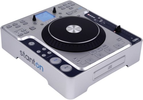 Stanton C.314 Tabletop CD Player With Mp3 (Scratching Cd Player)