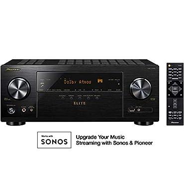 Pioneer VSX-LX103 Elite 7.2 Channel Network A/V Receiver Black