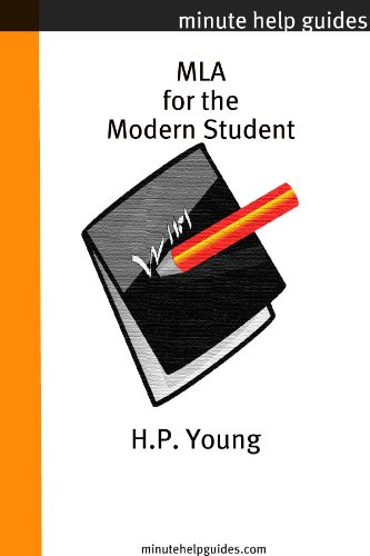 MLA for the Modern Student & The Elements of Style (Combo Book)