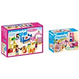 Playmobil 9270 - Fröhliches Kinderzimmer & 5304 - Babyzimmer ...