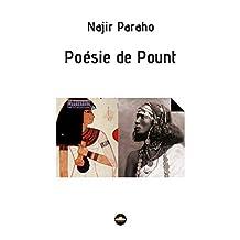 Poésie de Pount (French Edition)