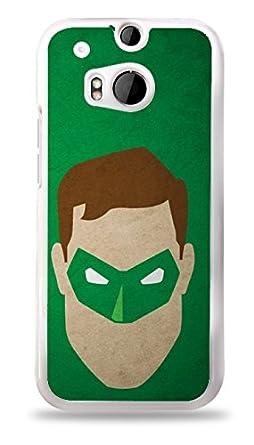 Amazon.com: Popular verde Masked Hero de cómic blanco ...