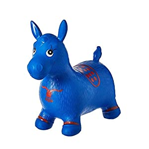 Aarya Blue Inflatable Jumping and...