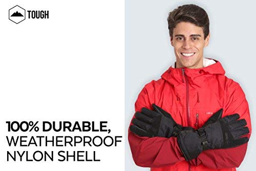 Buy snow shoveling gloves
