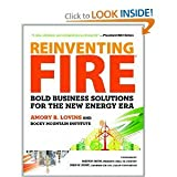 img - for Reinventing Fire byLovins book / textbook / text book