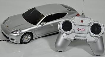 Jamara RC Porsche Panamera – Escala.: 1: 24 – teledirigido – Juego completo