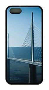 Bridge TPU Black sale iphone 5 covers for Apple iPhone 5/5S