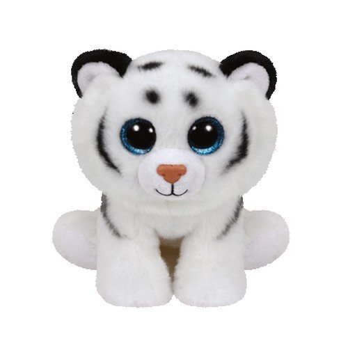 Ty Beanie Babies Tundra - White Tiger from Ty
