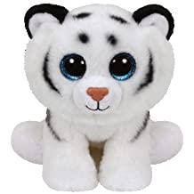 Ty Beanie Babies Tundra - White Tiger