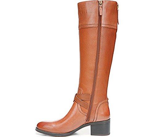- Franco Sarto Women's Lapis Boot,Brandy Victoria Calf Leather/Leather/Synthetic,U,5.5