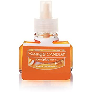 Yankee Candle Honey Clementine Scent-Plug Air Freshener Refill, Fruit Scent