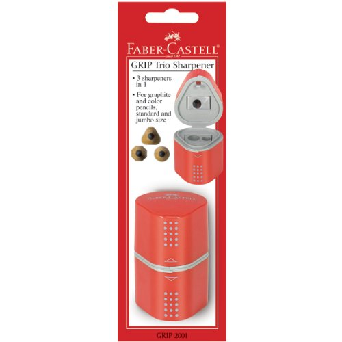 Faber Castel GRIP Pencil Sharpener Colors product image
