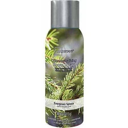 Mainstays Odor Neutralizing Room Spray, Evergreen Spruce, 4 fl oz