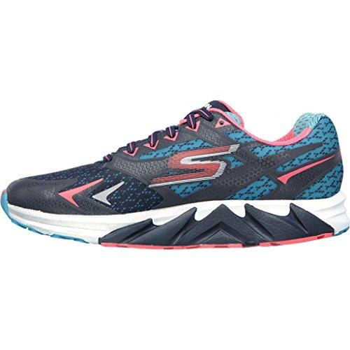 Skechers Zapatillas HML Stadil azul marino/rojo
