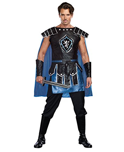 King Slayer Costume (King Slayer Costume - XX-Large - Chest Size 50-52)