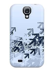 AERO Jose Aquino's Shop 6909379K69039025 Awesome Vector Flip Case With Fashion Design For Galaxy S4