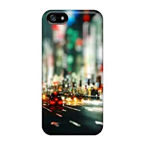 New Iphone 5/5s Case Cover Casing(cityscapes Streets)