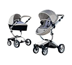 """The patented mima """"carrycot inside"""" system means that xari can be used either as a carrycot or as a pushchair. The innovative system means that, when not in use, the carrycot is stored inside the seat unit itself. Aided by the cleverly concea..."""