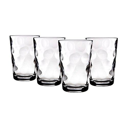 Galaxy Glassware Set,13 oz,set of
