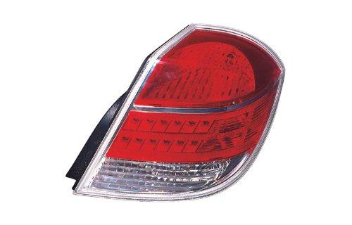 saturn-aura-passenger-side-replacement-tail-light