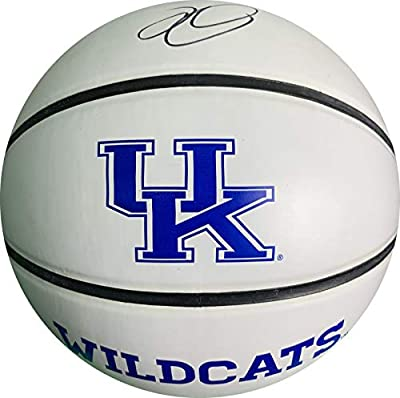 DeMarcus Cousins Autographed University of Kentucky Full Size Basketball! CO - JSA Certified - Autographed College Basketballs