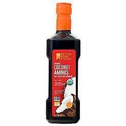 BetterBody Foods Organic Coconut Aminos ...