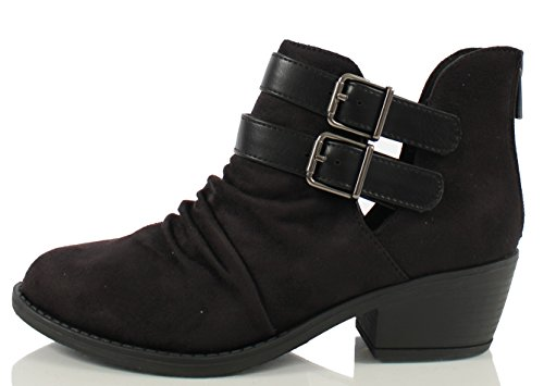 Ruched Bootie - 6