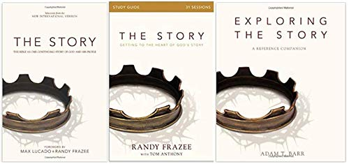 The Story SET Randy Frazee with Study Guide and Reference Companion