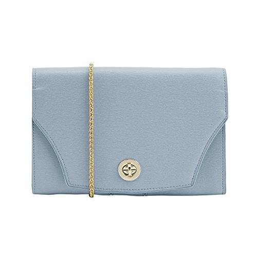 Bag Light Tusk Large Evening Pocket Blue Madison wwI4qT