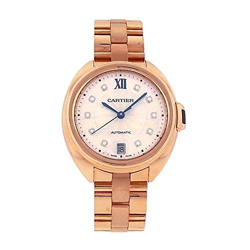 Cartier CLE de Cartier Automatic-self-Wind Female Watch WJCL0033 (Certified Pre-Owned)
