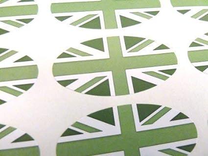 cartes sacs des autocollants pour emballage cadeau Noël ovale sceau étiquettes enveloppes