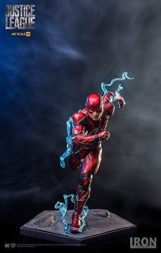Carmine Iron - Iron Studios Justice League Movie The Flash 1:10 Scale Statue
