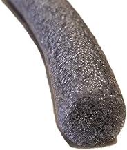 """Sashco Pre-Caulking Filler Rope Backer Rod Roll, 100' Length x 3/8"""" Wi"""