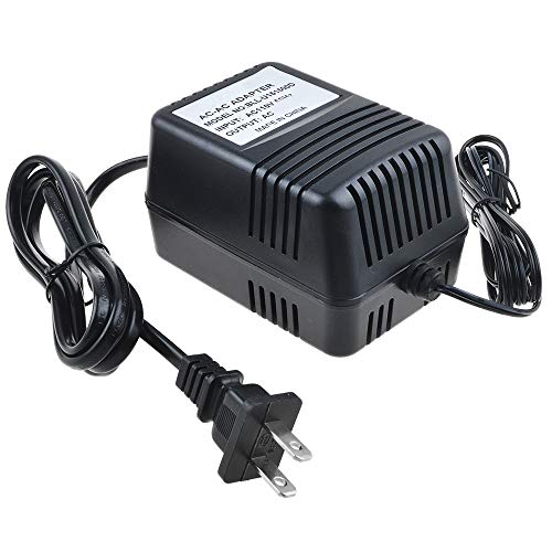101 Ac Adapter - SupplySource 9V AC/AC Adapter for Nintendo NES-001 NES-002 NES-101 NES001 NES002 NES101 Super Nintendo GBR NES-002 (GBR) NES002 (Super) NES Game Control Deck MW41-0900800A 7-38012-24010-6 Charger