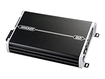 Kicker 41dxa2504 4 canal amplificador de potencia de 250 Watts negro