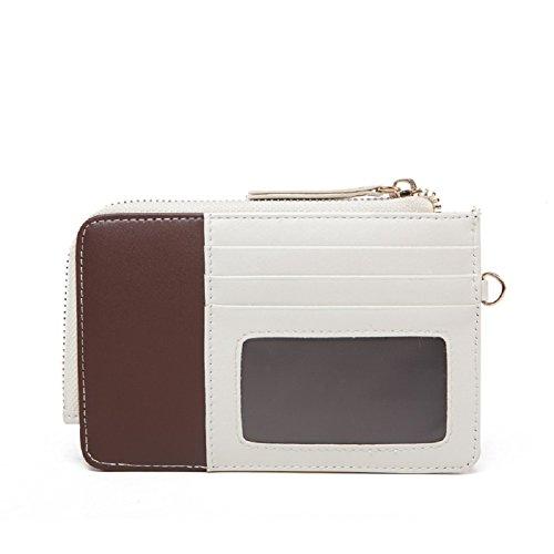 Portafoglio da da sottile con da cinturino donna Artmi passaporto donna portafogli rxOd8wCqrn