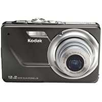 Kodak EasyShare MD41 12 MP Digital Camera with 3x Optical Zoom and 2.7 inch LCD (Black) Basic Intro Review Image