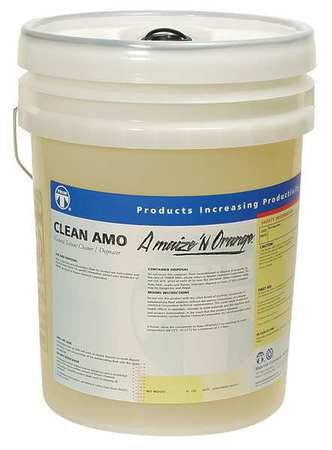 Solvent Cleaner Degreaser, Size 5 gal.