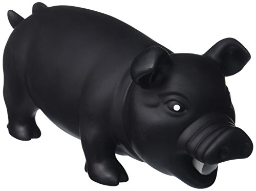 Animolds Squeeze Me Piggy Black product image