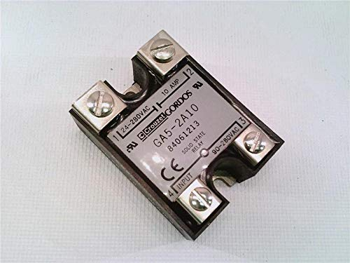 GORDOS GA5-2A10 Solid State Relay 24/280VAC 10A
