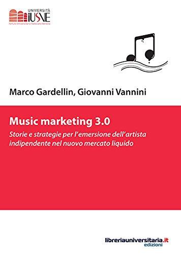 Music marketing 3.0