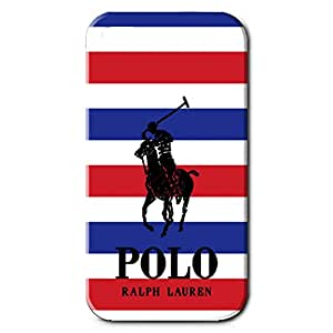 Luxury Design Polo Ralph Lauren Series 3D Hard Plastic Case Cover Snap on Iphone 4